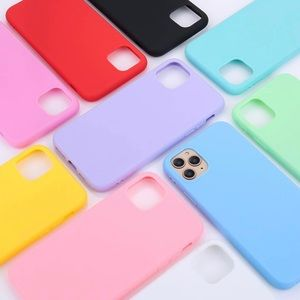 Teal Silicone iPhone 11 Pro Max Phone Case
